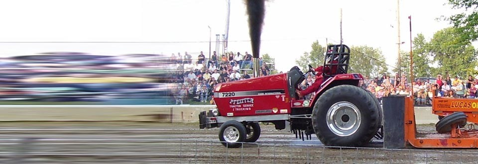 2015 Arcola National Truck and Tractor Pull